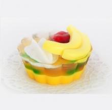 Фигурное мыло ручной работы - Экзотик десерт
