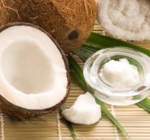 Масло кокосовое нерафинированное Виржин, 100 гр