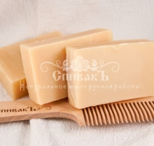 Мыло - шампунь Бей
