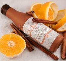 Гель для душа - Апельсин и Корица