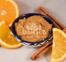 Скраб для тела - Апельсин и Корица