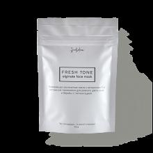 Освежающая альгинатная маска с витамином С для борьбы с пигмента